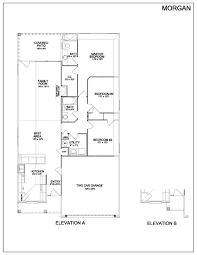 50 X 50 Floor Plans by The Morgan