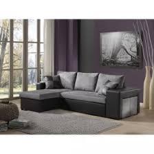 photo canapé canapé et banquette convertible droit d angle et avec rangement