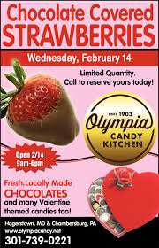 where to buy chocolate covered strawberries locally covered strawberries olympia candy kitchen chambersburg pa