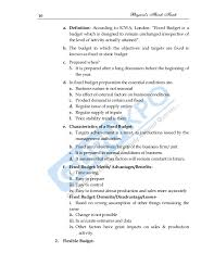 Possible Objectives For Resumes Business Budgeting