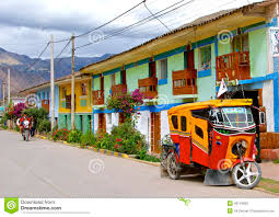 street in urubamba peru editorial stock photo image 46143093