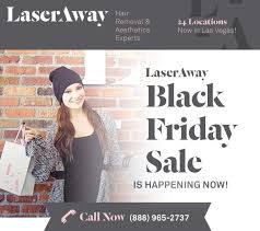 black friday vegas laseraway u0027s black friday sale has begun get up to 75 off of