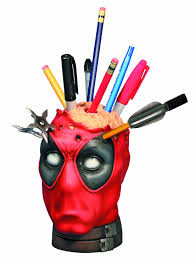Pencil Holders For Desks by 11 Deadpool Toys And Accessories We Can U0027t Live Without