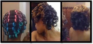 doobie wrap hair styles roller wrap hairstyles for african american women black hairstyle