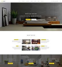 architecture layout design psd 25 best psd web design templates 2017 web graphic design bashooka