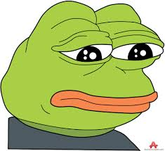 Sad Frog Meme - clip art sad frog meme clipart clip art library