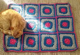 Crochet Tshirt Rug Pattern Giant Crocheted Doily Rug Pattern At Long Last Creative Jewish Mom