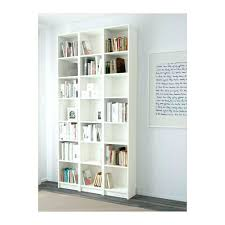 Narrow Billy Bookcase Narrow Billy Bookcase A White Billy Bookcase With Five 5 Shelves