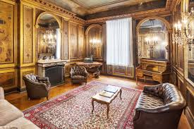 living room in mansion for 50m you can own the last of manhattan u0027s gilded age mansions