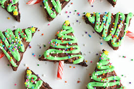 christmas tree pictures christmas tree brownies