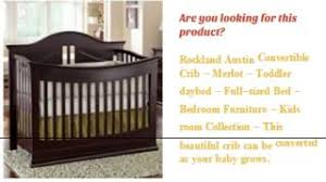 Rockland Convertible Crib Cheap Crib Daybed Conversion Find Crib Daybed Conversion Deals On