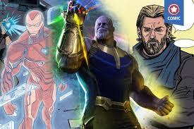 film marvel akan datang avengers infinity war prelude pemanasan sebelum menonton infinity
