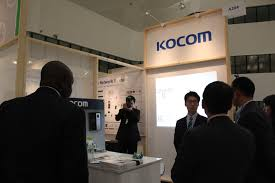 connect w kocom showcased its home network system aving usa
