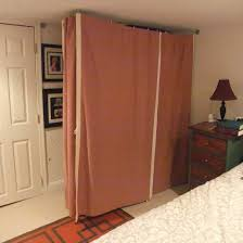 Fabric Room Divider Functionally Room Divider Curtain Home Design Ideas