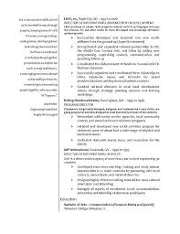 Resume For Graduate Student International Relations Resume Example
