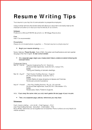 formatting resume best resume format template memo exle