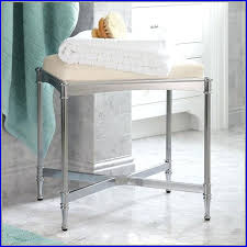 vanities swivel vanity stool on casters classy design bathroom