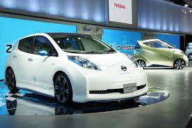 nissan leaf nismo rc nismo adds some zing to nissan leaf ev with new concept at tokyo