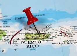 Puerto Rico Road Map by Easy To Remember Puerto Rico Facts For Kids