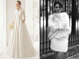 robe mari e robe hiver robe de mariage civil hiver robeforyou