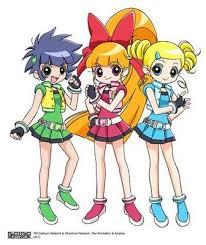 powerpuff girls tv5 today u2039 zen otaku honbu