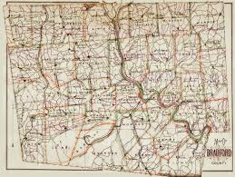 York Pennsylvania Map by Rowan Genealogy