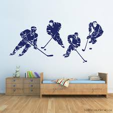 cool hockey wall decals 64 hockey vinyl wall decals removable chic hockey wall decals 74 hockey wall decals etsy sports wall decal hockey full size