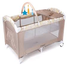 froggy baby bed travel cot furniture cribs portable child bed