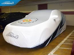 custom printed cover for the cadillac cts from coverking