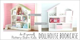 Pottery Barn Bed For Sale An Error Occurred Pottery Barn White Dollhouse Bookcase Pottery