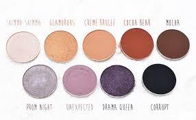 makeup geek eyeshadow starter set