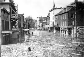 floods at harpers ferry dave gilbert graphic design