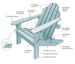How To Build An Adirondack Chair 3 Adirondack Chair Plans To Try This Season