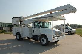 2004 international 60 u2032 material handling bucket truck mpf 1128