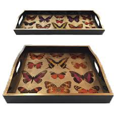 Decorative Trays for All Tray Needs Butlers Trays to Small Trays