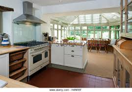 large kitchen dining room ideas kitchen conservatory dining room stock photos kitchen