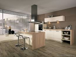 Modern Kitchens Cabinets Fascinating Modern Kitchen With White Cabinets Pictures Of