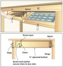 Simple Wood Workbench Plans by 94 Best Shop Workbench Images On Pinterest Woodwork Workshop