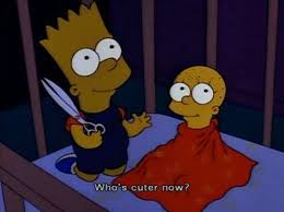 imagenes de bart triste who is cuter now funny quotes quote simpsons funny quotes the