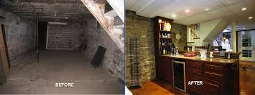 basement ideas before and after decoration finished basement ideas
