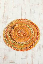 Small Round Braided Rugs Braided Rugs House Diy Apartment Decor And Red Curtains