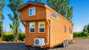 Tiny Home Design 34 U0027 Loft Edition From Mint Tiny House Company Tiny House Design