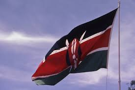 Flag Of Kenya 03