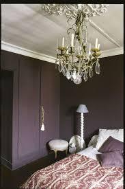 la chambre des couleurs déco du violet pour une chambre chic en 7 photos côté maison