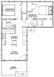 16 x 32 cabin floor plans home pattern 294 best house plans images on house blueprints