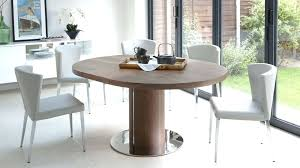 dining table kitchenmodern round dining table for 6 design