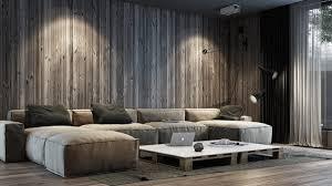 Wood Wall Living Room Living Room Diy Wood Walls Accents Idea Metal Classic Chandelier