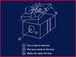 Dick In A Box Meme - how to do the trick dick in a box know your meme