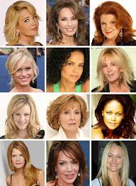 hairstyles of soap stars