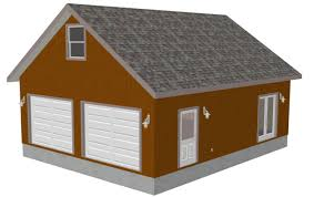 garage plans car attic storage house plans 1635